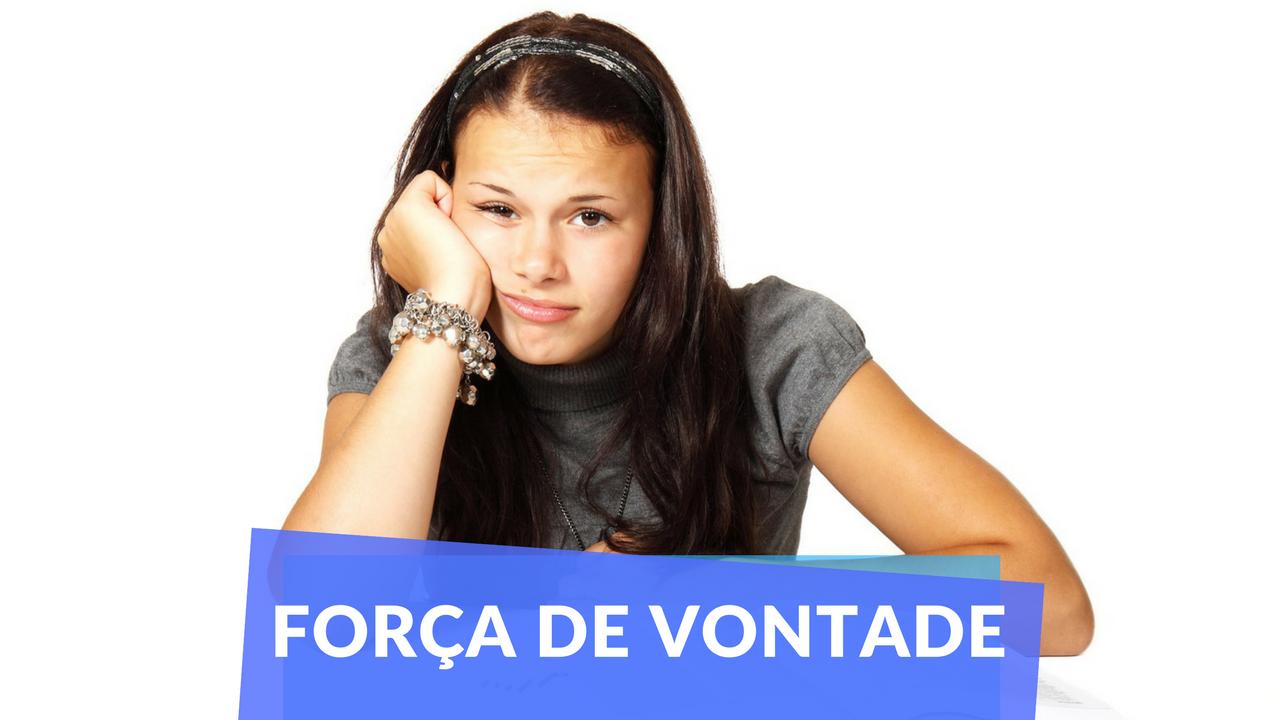 Como estudar ou emagrecer entendendo o ciclo da força de vontade - Motivação |Felipe Baqui