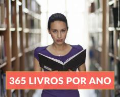 Como ler mais rapido - Leitura dinamica - Como ler 365 livros por ano