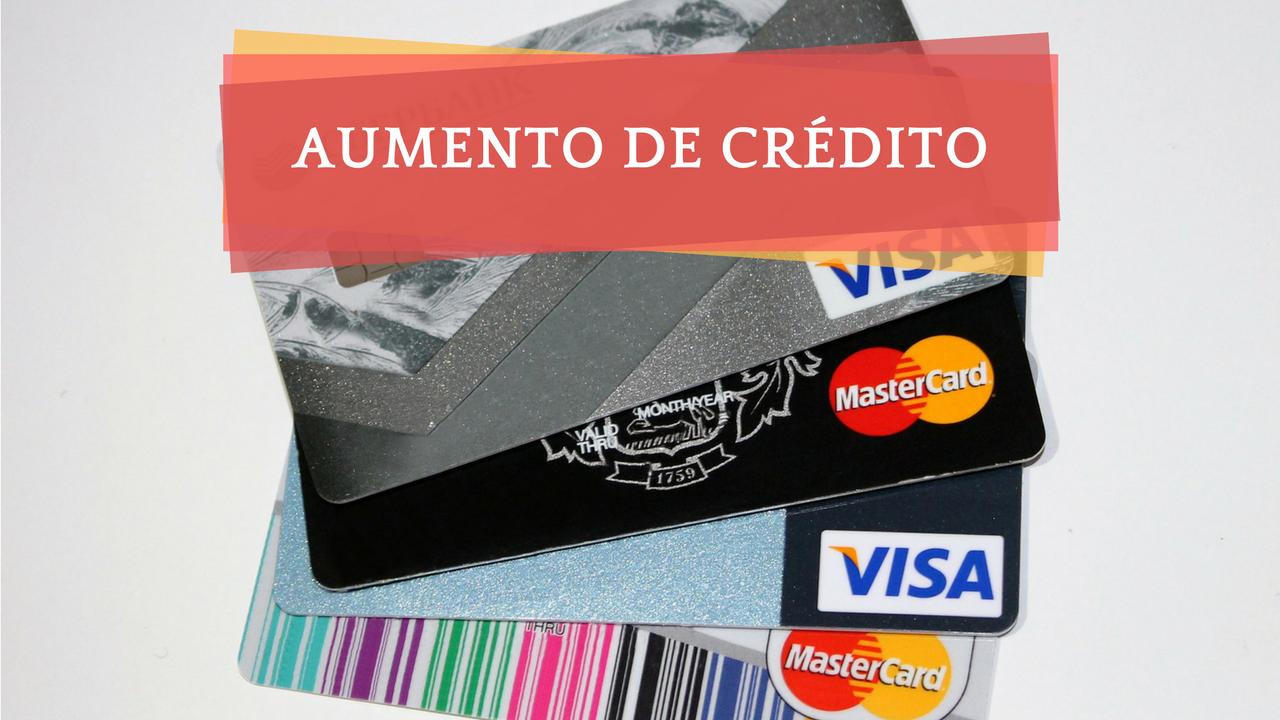 Aumentar limite cartao - Aumento de credito - Aumentar limite cartao ajuda ou atrapalha