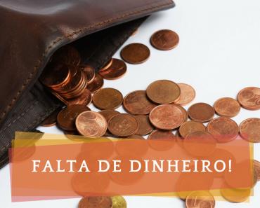 Falta de dinheiro é uma consequência da falta de investimento não a causa - Finanças pessoais