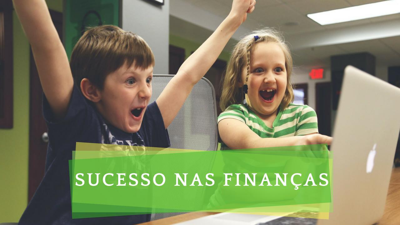 Como ter sucesso nas finanças pessoais -Coaching Financeiro - Finanças Pessoais -Educação Financeira