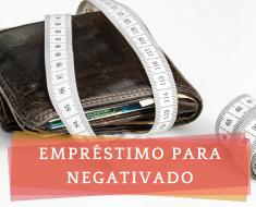 Emprestimo para Negativado - Emprestimo Pessoal para Negativado - Emprestimo Pessoal Online