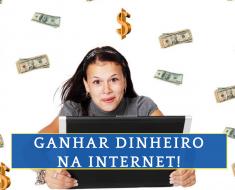 GANHAR DINHEIRO ONLINE|Como ganhar dinheiro na internet para acabar com dividas|Finanças pessoais