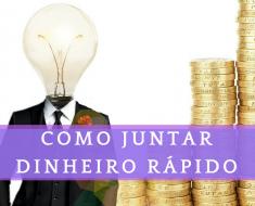 COMO JUNTAR DINHEIRO RAPIDO | COMO INVESTIR DINHEIRO RAPIDO | Finanças Pessoais | Felipe Baqui