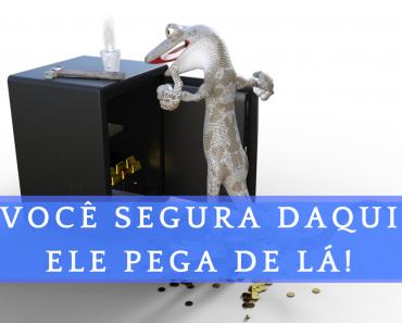 GERENCIADOR FINANCEIRO | PLANILHA DE GASTOS | CONTROLE DE GASTOS | Finanças Pessoais | Felipe Baqui