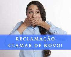 RECLAMAÇÃO | CLAMAR SIGNIFICADO | Significado de clamar | Finanças Pessoais | Felipe Baqui