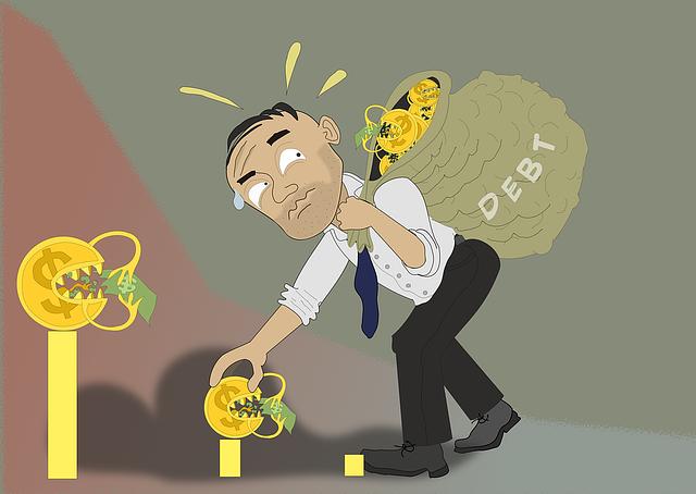 multiplicação das dívidas