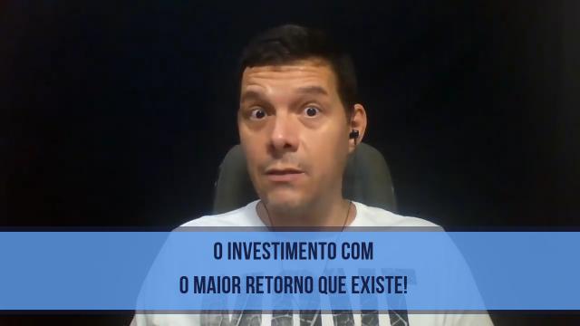 O investimento com maior retorno que existe - Mentalidade Credora-640