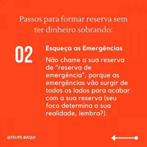 Esqueça as Emergências
